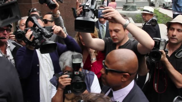 Media flocked to the opening of a trial Monday pitting Michael Jacksons mother against the concert promoter AEG where her lawyer blamed the company...
