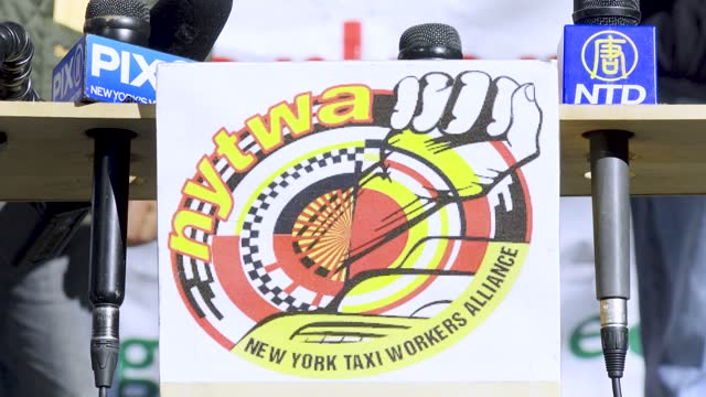 NY: Taxi Drivers Demanding Debt Relief Begin Hunger Strike In New York