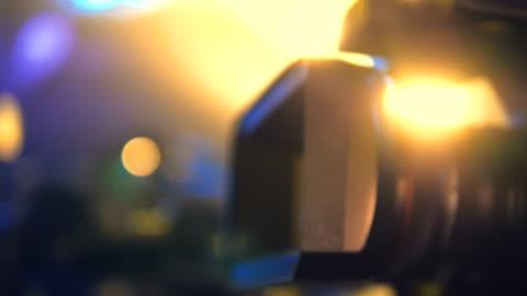 media - journalist bildbanksvideor och videomaterial från bakom kulisserna