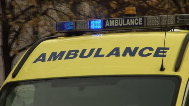 英国医療救急車 HD