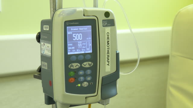 medical equipment in a various medical centres of new zealand - chemotherapy drug stock videos & royalty-free footage