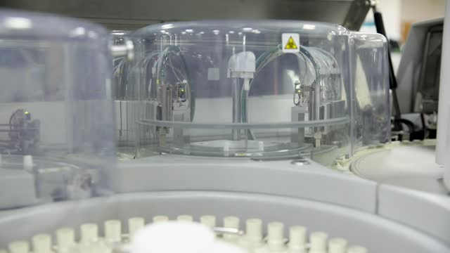 medical equipment in hospital - laboratory equipment stock videos & royalty-free footage