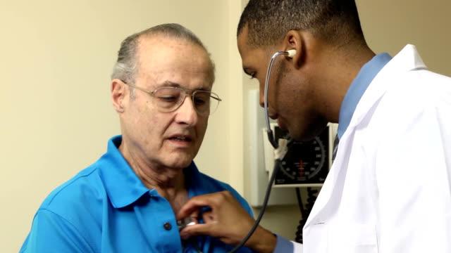 Medical Exam - Senior Man CU