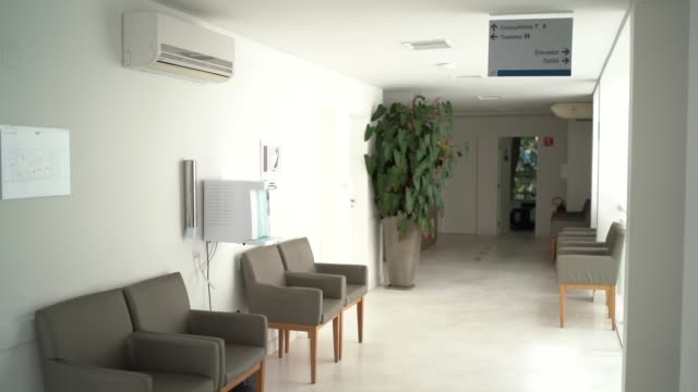 medical healthcare center empty - domestic room stock videos & royalty-free footage