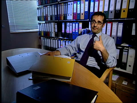 Compensation payouts ITN Russell Levy setup as taking files off shelf and interview SOT need integrated scheme to deal with smaller claims...