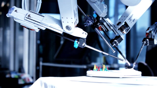 medical robot - manufacturing machinery stock videos & royalty-free footage