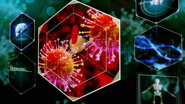 医療技術 - cerebellum点の映像素材/bロール