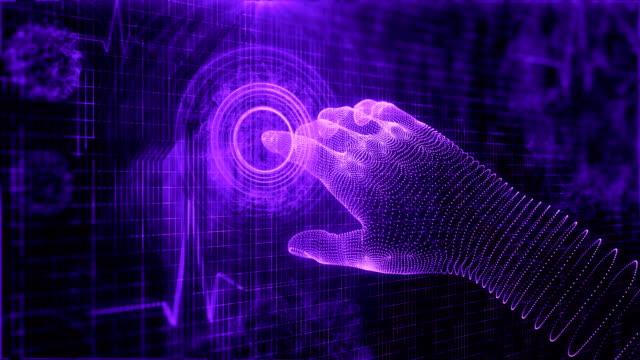 Touchscreen-Medizintechnik