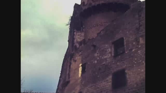 medieval castle detail - town stock videos & royalty-free footage