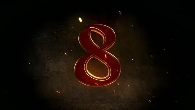 Medieval Top Ten Countdown
