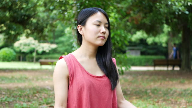 Meditating and mental wellness