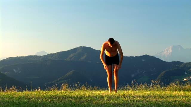 HD: Meditating On A Meadow