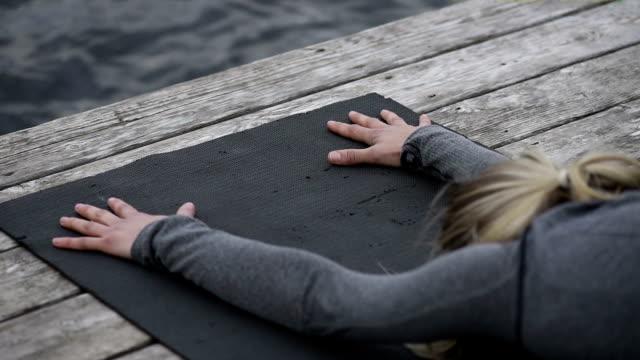 Meditatie en Yoga concepten