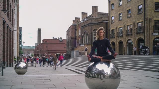 Meditation Mindfulness Time-lapse