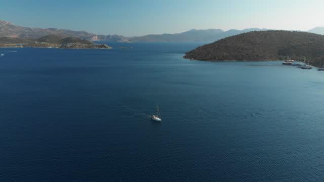 mediterranean coast pf turkey - marmaris stock videos & royalty-free footage