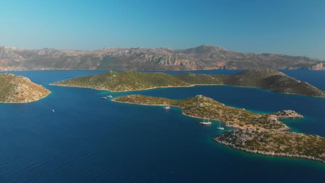 mediterranean coast, turkey - marmaris stock videos & royalty-free footage