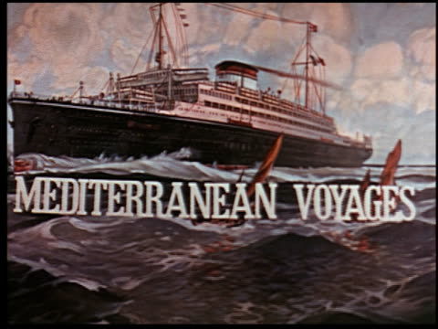 mediterranean voyages - 1 of 13 - see other clips from this shoot 2220 stock videos & royalty-free footage