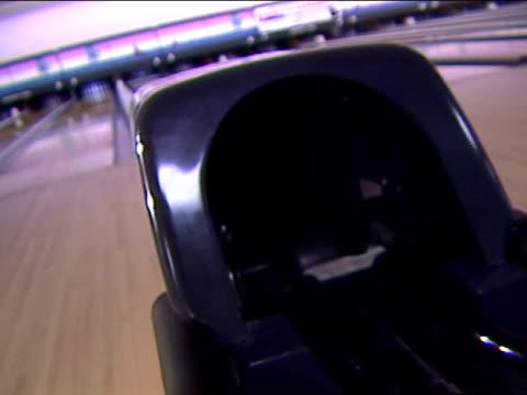 medium - bowling ball stock videos & royalty-free footage