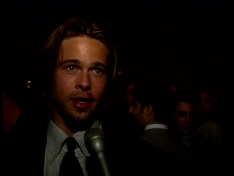 medium - brad pitt actor stock videos & royalty-free footage