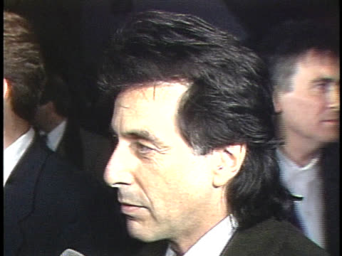 medium - al pacino stock videos & royalty-free footage