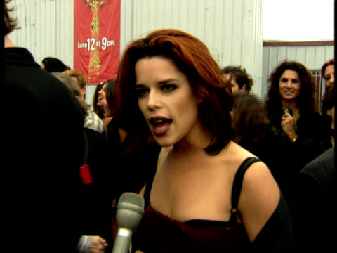 medium - neve campbell stock videos and b-roll footage