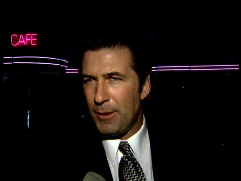 medium - alec baldwin stock videos & royalty-free footage