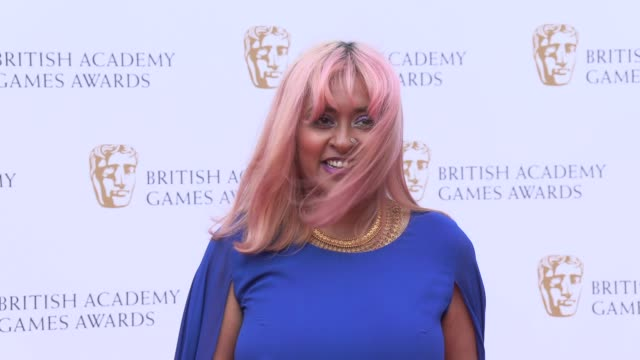 meg jayanth on april 04 2019 in london united kingdom - british academy television awards stock videos & royalty-free footage