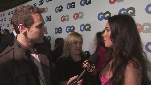 megan fox at the gq men of the year awards at los angeles ca - megan fox stock videos and b-roll footage