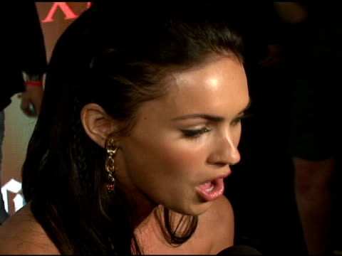 Megan Fox at the Maxim's 8th Annual Hot 100 Party at Ono at The Gansevoort Hotel in New York New York on May 16 2007