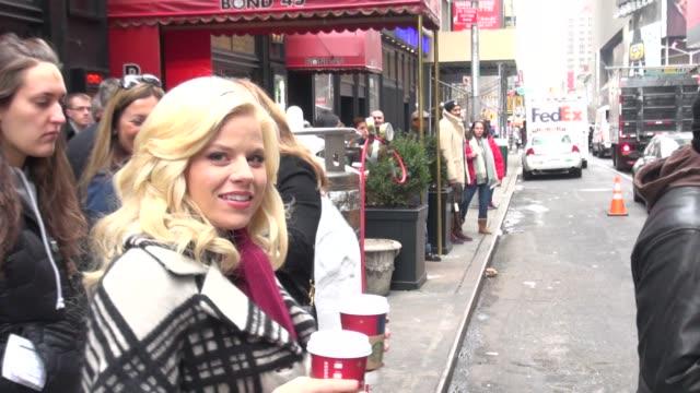 megan hilty on location for 'smash' megan hilty on location for 'smash' on november 16, 2012 in new york, new york - megan hilty stock videos & royalty-free footage