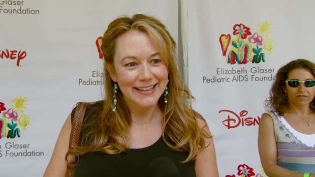 Megan Price on the event at the 'A Time For Heroes' Carnival To Benefit the Elizabeth Glaser Pediatric AIDS Foundation at Wadsworth Theatre in Los...
