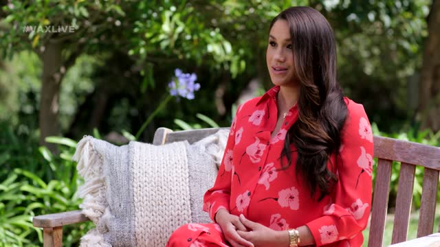 meghan markle at global citizen vax live: the concert to reunite the world at sofi stadium on may 8, 2021 in inglewood, california. - arts culture and entertainment stock videos & royalty-free footage