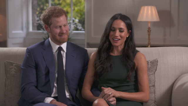 Meghan Markle saying as she transitions from her acting career into a Royal role she can focus more on good causes which she was involved with...