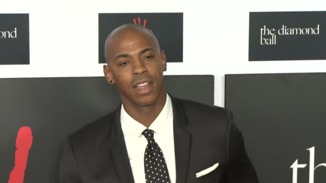 Mehcad Brooks at the 2nd Annual Diamond Ball at Barker Hangar on December 10 2015 in Santa Monica California
