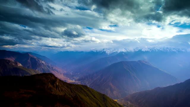 Schneeberg Meili in YUnnan, China