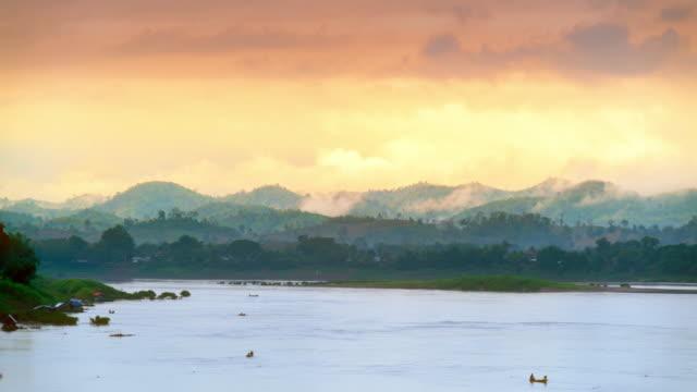 Mekong rivier Chiang Khan, Udon Thani