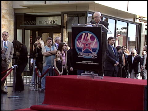 mel brooks at the dediction of matthew broderick and nathan lane's walk of fame star at the hollywood walk of fame in hollywood, california on... - nathan lane stock videos & royalty-free footage