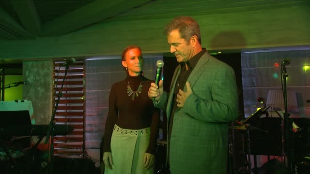 Mel Gibson at Mending Kids International Four Kings And An Ace Celebrity Poker Tournament on 12/1/12 in Los Angeles CA
