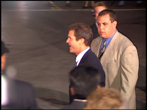 mel gibson at the 'ransom' premiere on november 1 1996 - mel gibson stock videos and b-roll footage