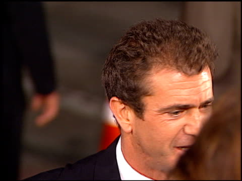 Mel Gibson at the 'Ransom' Premiere on November 1 1996