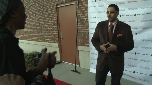 mel jackson at the 2012 diamond awards hosted by the not alone foundation on 3/17/2012 in atlanta ga united states - lisaraye mccoy stock videos & royalty-free footage