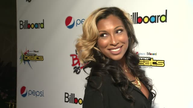 Melanie Fiona at PEPSI Billboard Present The Summer Beats Concert Series Celebrating Michael Jackson at Gotham Hall on August 29 2012 in New York New...