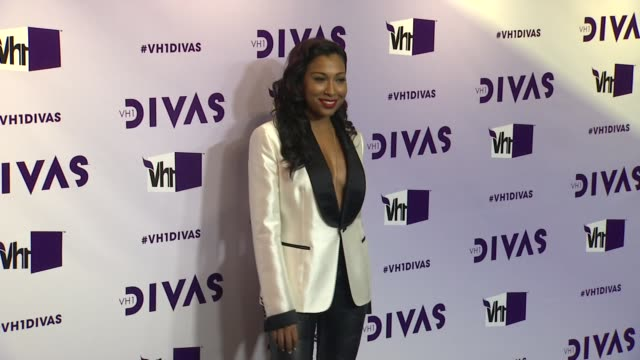 melanie fiona at vh1 divas 2012 on in los angeles ca - vh1 divas stock videos and b-roll footage