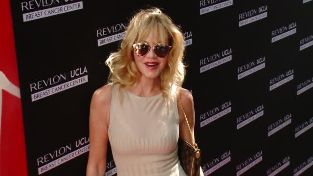 Melanie Griffith at Revlon's Annual Philanthropic Luncheon in Los Angeles CA
