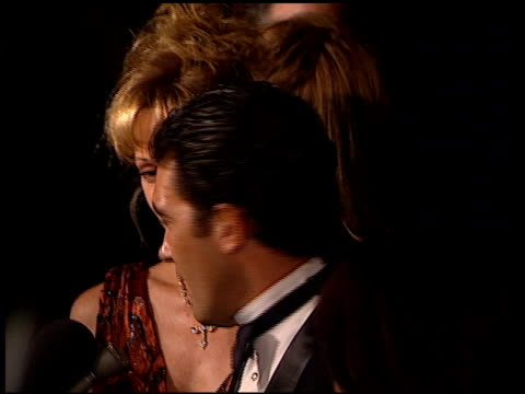 melanie griffith at the 1999 producers' guild golden laurels awards at century plaza in century city california on march 3 1999 - melanie griffith stock videos and b-roll footage