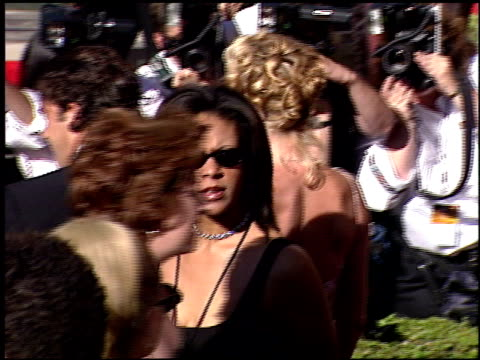 melanie griffith at the 2000 emmy awards at the shrine auditorium in los angeles california on september 10 2000 - melanie griffith stock videos and b-roll footage
