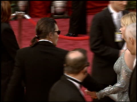 stockvideo's en b-roll-footage met melanie griffith at the 2005 academy awards at the kodak theatre in hollywood, california on february 27, 2005. - 77e jaarlijkse academy awards