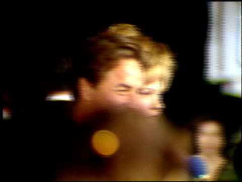 melanie griffith at the 'born yesterday' premiere at avco cinema in westwood california on january 1 1992 - melanie griffith stock videos and b-roll footage
