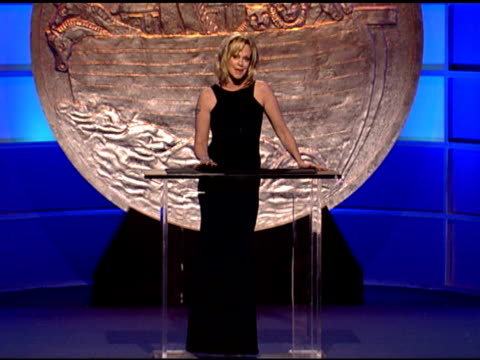 melanie griffith presenting award to tippi hedren at the 24th genesis awards at beverly hills ca. - tippi hedren stock videos & royalty-free footage