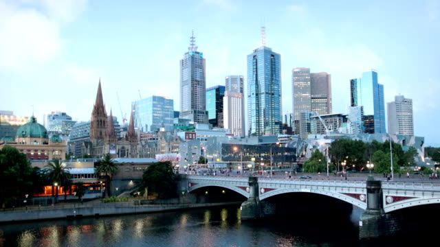 melbourne, australia - multiple exposure stock videos & royalty-free footage